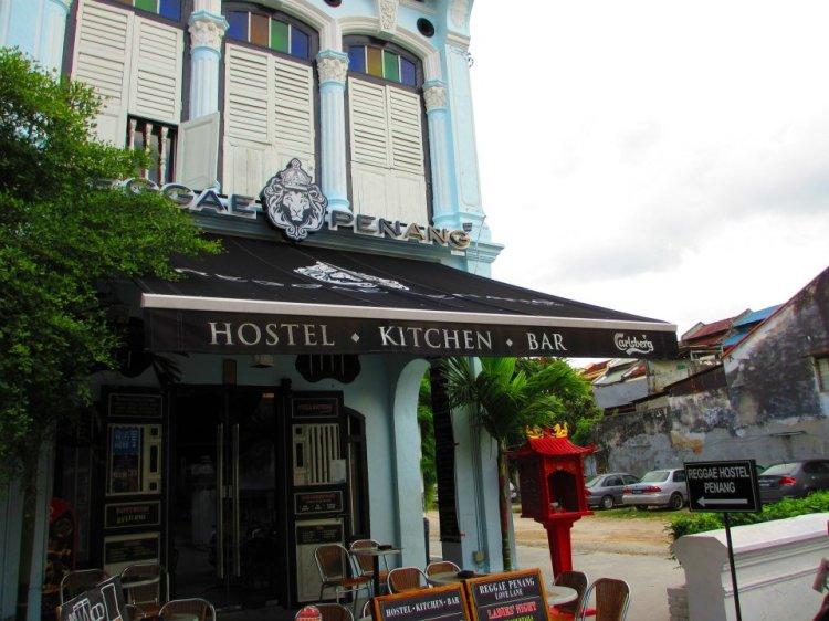 Raggae Hostel Penang