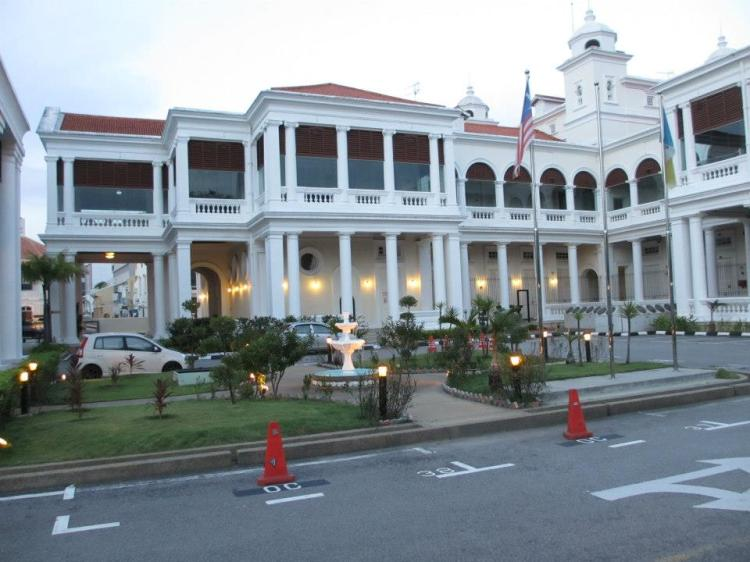 The High Court of Malaya in Penang [Rear View]