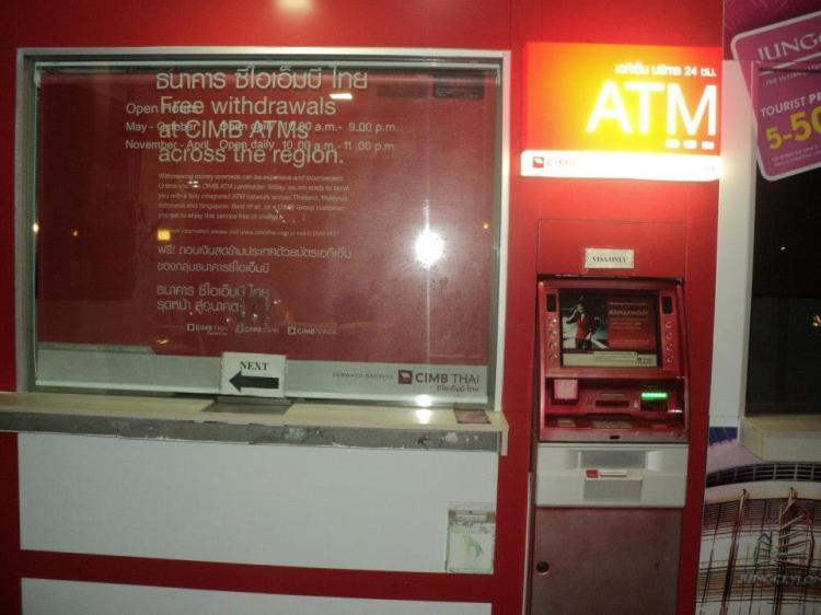 CIMB Bank.
