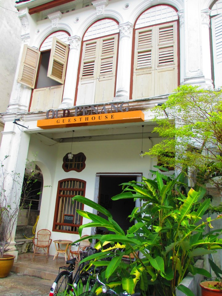 Old Penang Guesthouse...