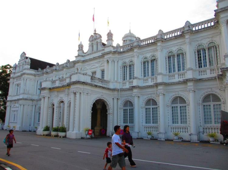 Majlis Perbandaran Pulau Pinang / Penang Municipal Council