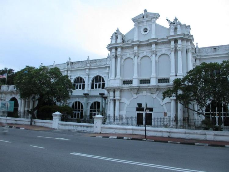 The Penang State Museum...