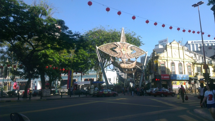 Kasturi Walk @ Central Market, a landmark for Malaysian culture and heritage...