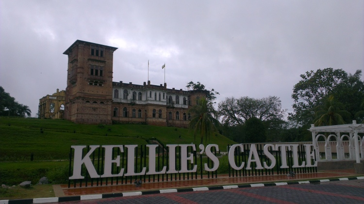 An overview of the castle...