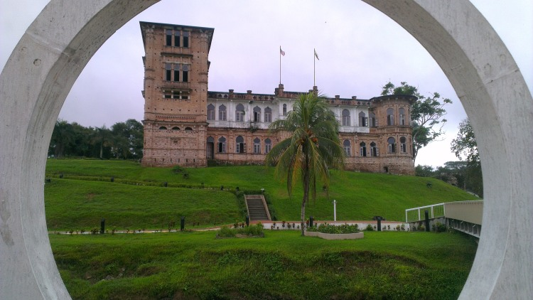 Kellie's Castle...