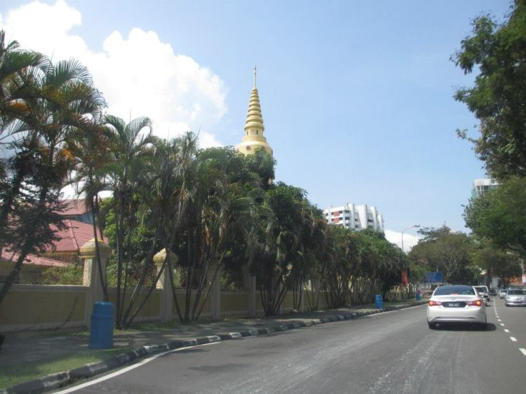 There is also a Siamese Wat in Penang... No need to go to Bangkok ;p