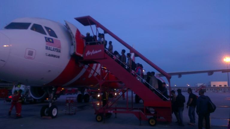 Let's go to Semarang!