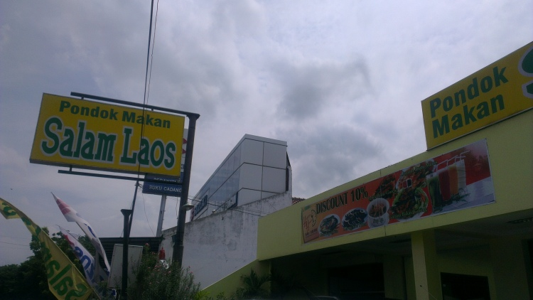 Salam Laos Restaurant...