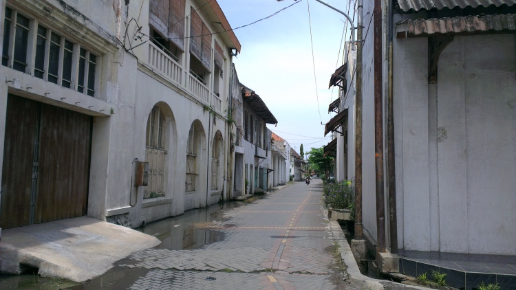 Semarang Old City Conservation Area...