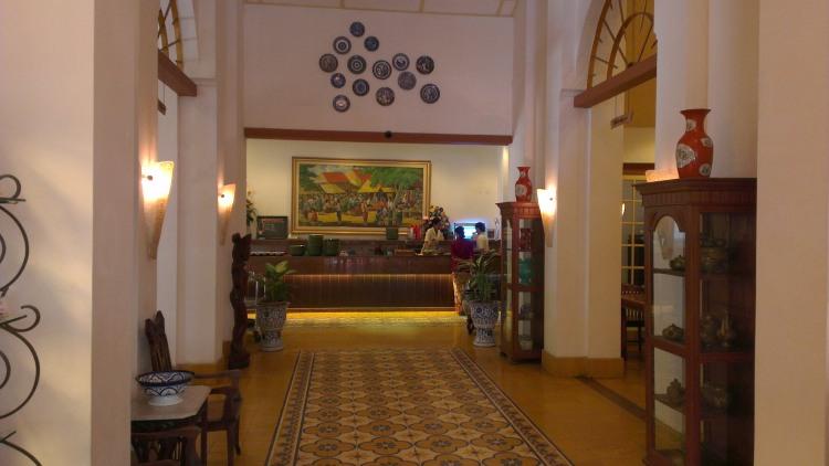 Restaurant interior #2