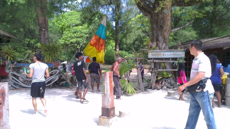 Beras Basah Island...