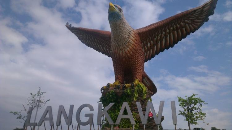 The Dataran Lang / Eagle Square