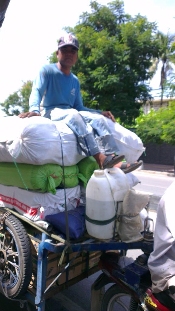 Only in Phnom Penh!