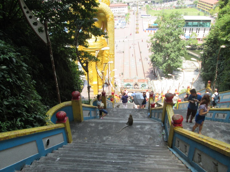 272 steps are....not so easy!
