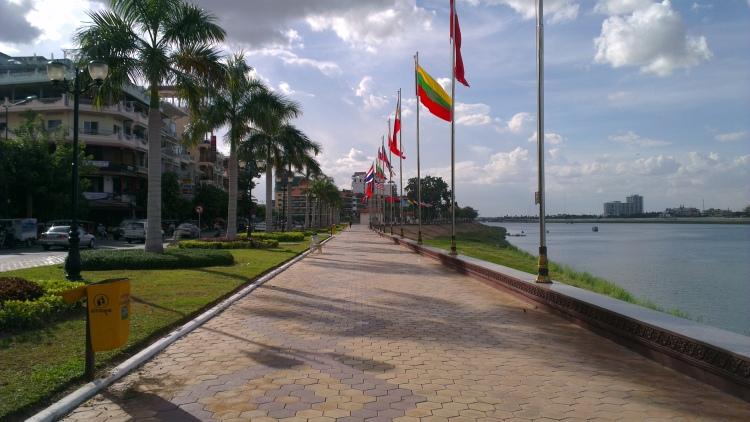 Sisowath Quay.