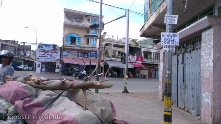 Bye-bye Phnom Penh. Till we meet again :')