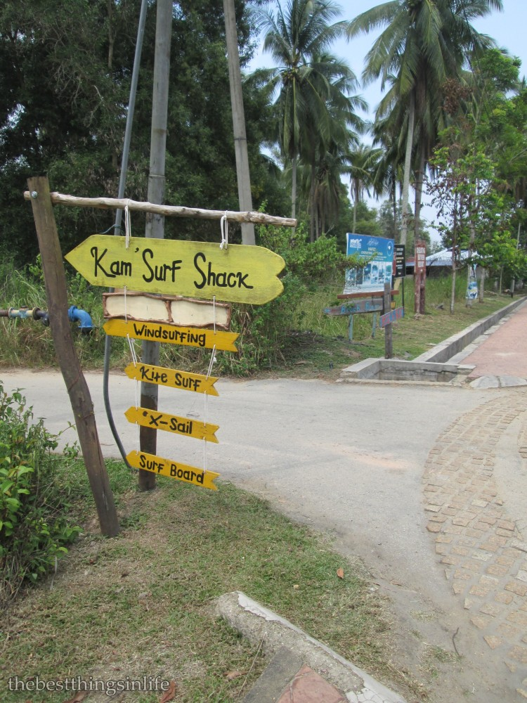 Love surfing? Come over to Cherating!