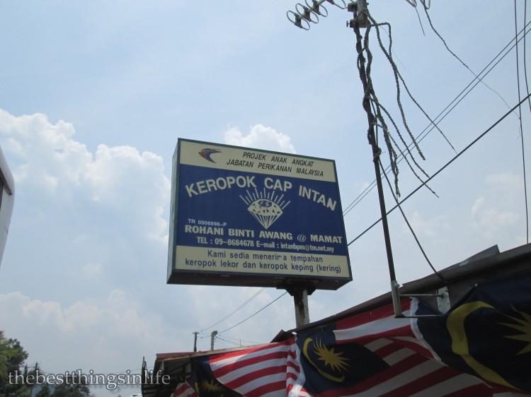 Keropok Cap Intan
