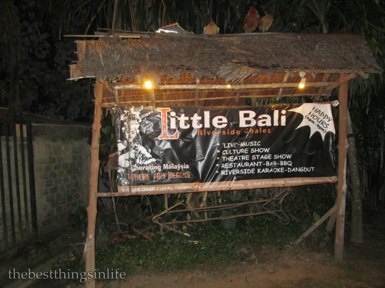 Little Bali.