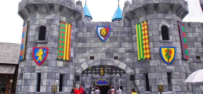 Legoland Malaysia in Nusajaya. The first Legoland in Asia. Photo source: virtualmalaysia.com
